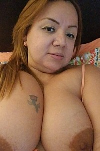 Just tits and pussy