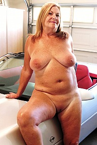 Mature Women Sampler