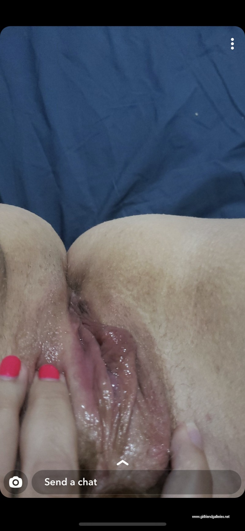Dripping wett pink pawg pussy
