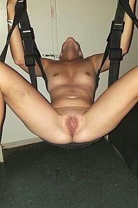 Sex slave wife
