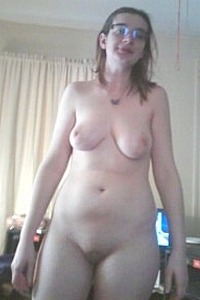 this girl is always naked