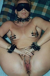 sexslave Kin before her 2x550ml silicone tits