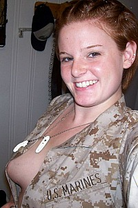 Redheaded Soldier Part 3