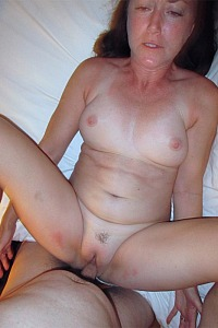Mature married girlfriend