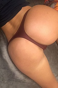 My girlfriends perfect ass 3