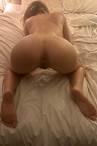 My bum and pussy