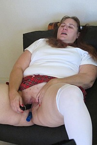 My new School girl outfit