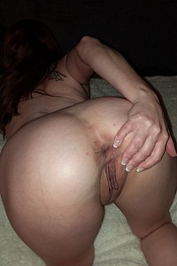 Little Melissa Ass up For your Pleasure 1