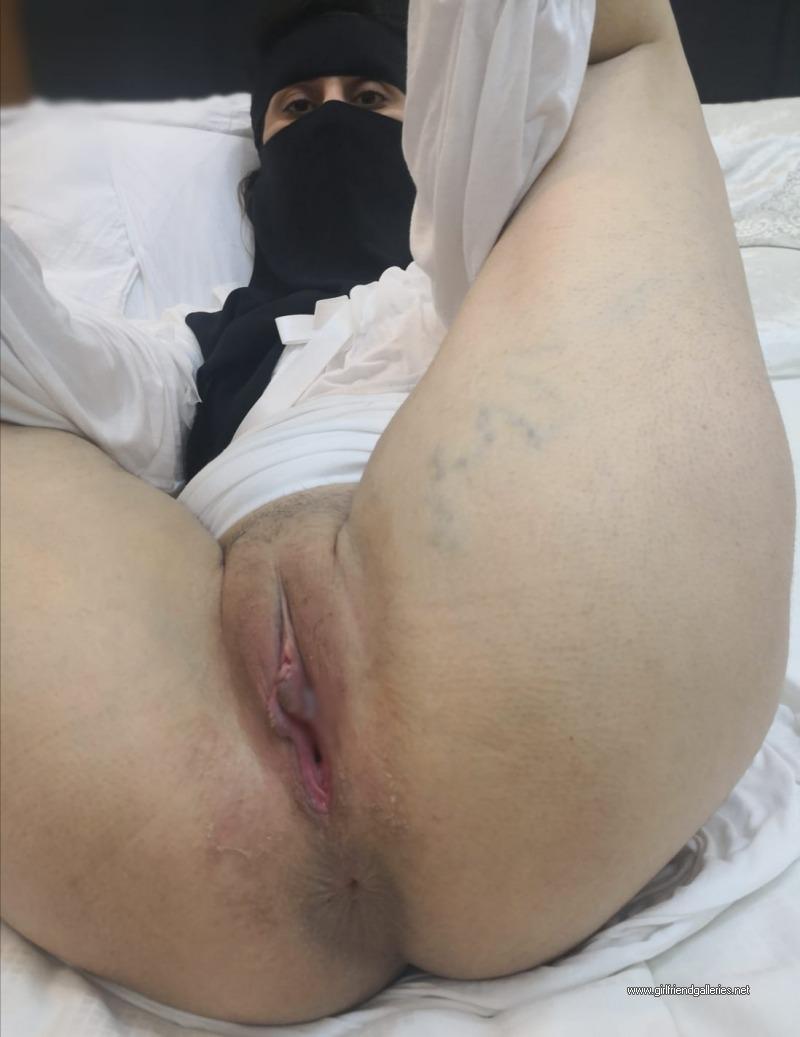 My hijab pussy