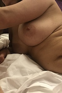 Wife's lovely pussy