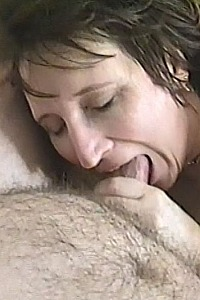 MILF Takes A Load