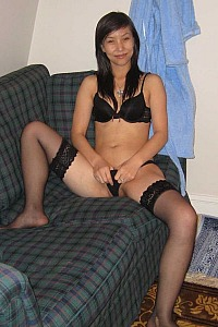 Lovely Xiuli loves to suck cock