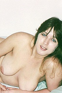 Crystal in bed