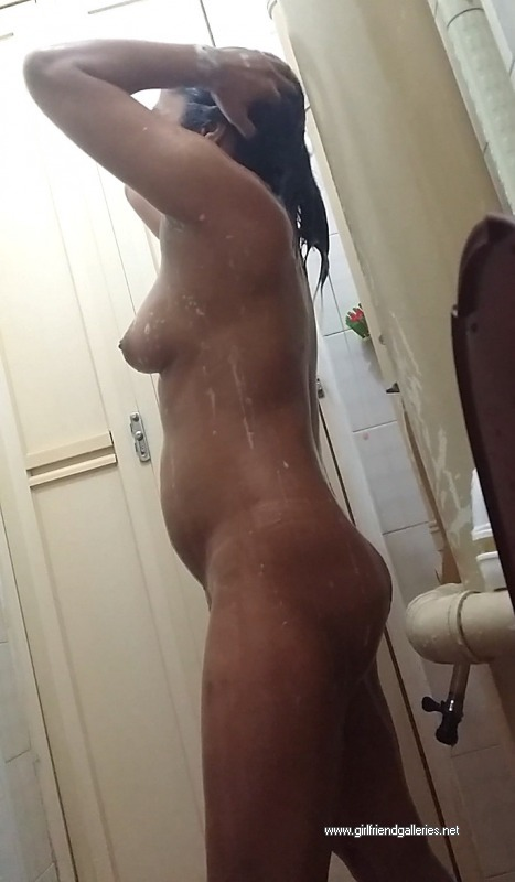 Asian wife shower