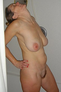 Wife totally Nude