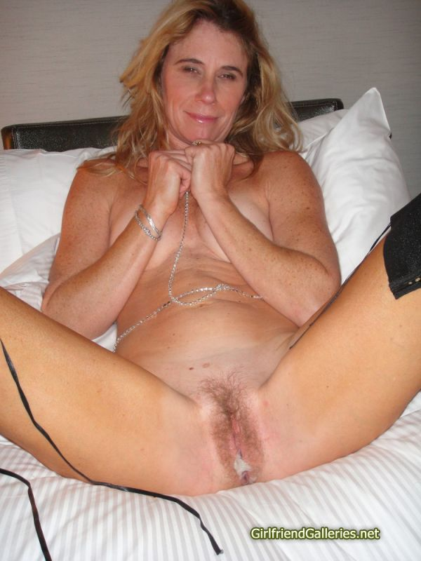 Mature cum slut wife
