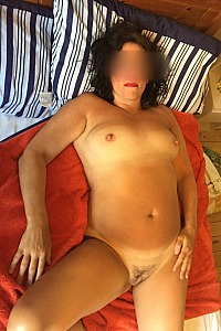 Wife's first time