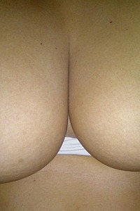 my naked big tits