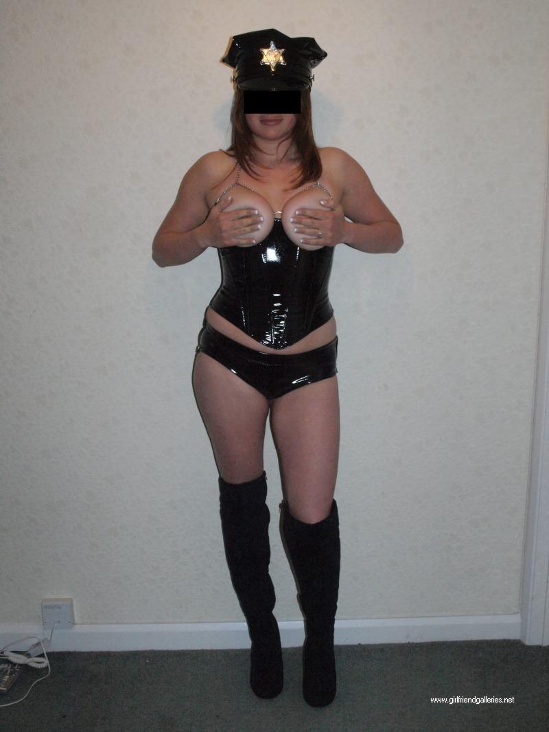 Busty British Wife