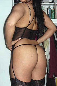 Hot and horny latina slut