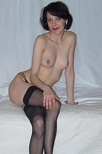 More Black Stockings