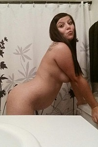 Young sexy wife