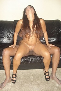 Sexy Little Latina MILF