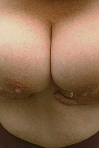 wifes tits and pussy