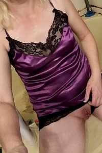 Sexy wife new sexy outfit