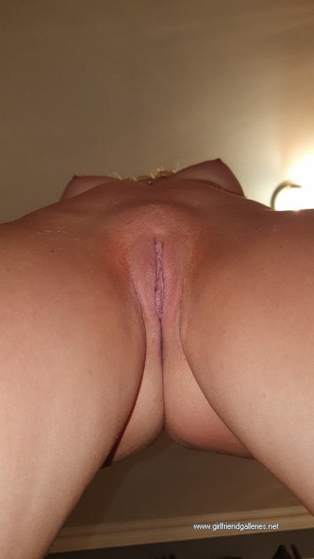 Wife showing of her body