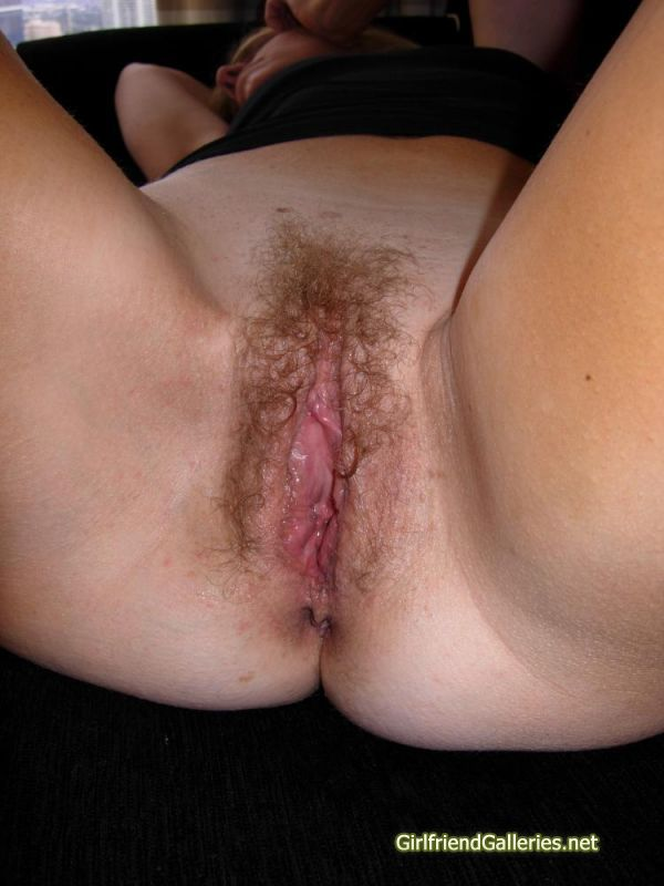 Hairy wife creampie