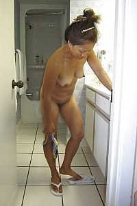Mature LBFM Pinay wife