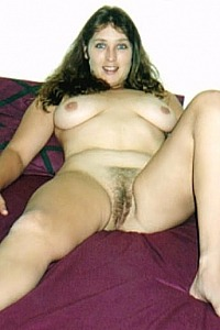 Crystal naked in bed