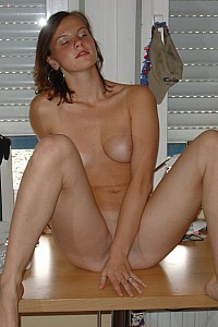 Dutch amateur girl pose part 4