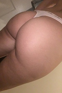 Girlfriends ass