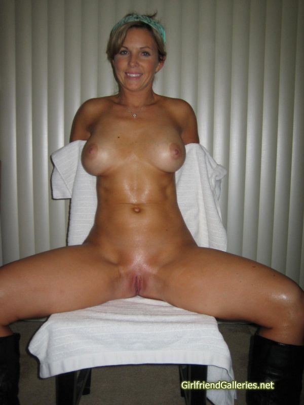 Naked sweaty wives