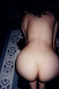 My ex-girlfriend getting naked and fucked