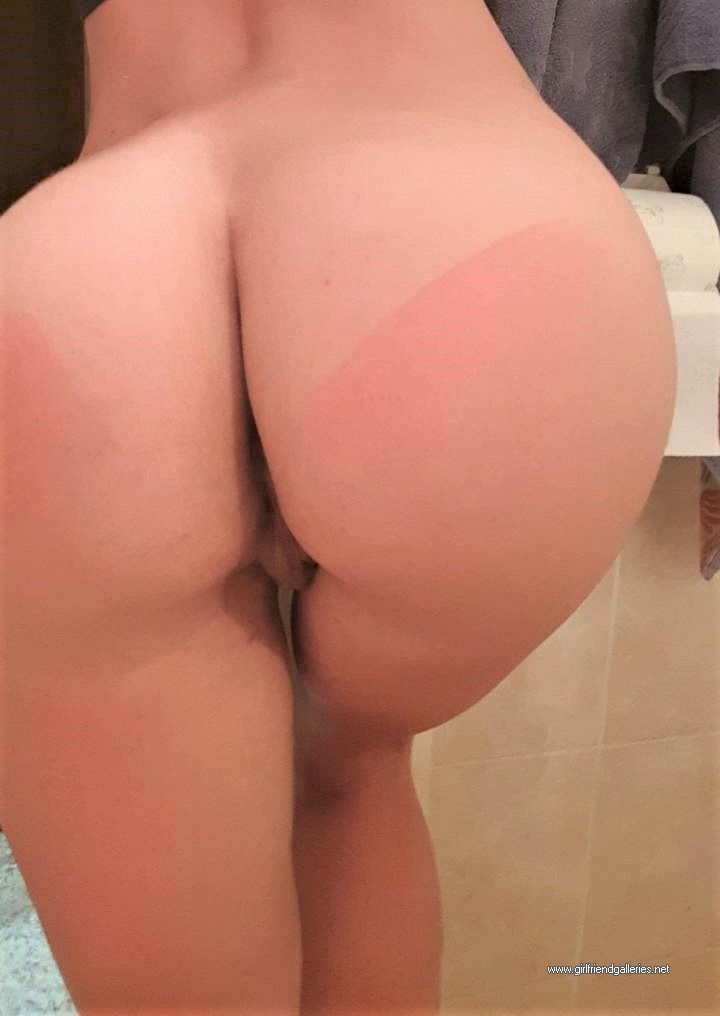 my girlfriend ass and pussy