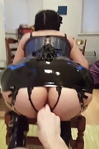 Anal play