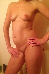 Hot wet wife