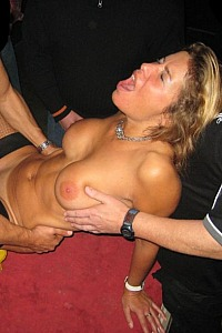 milf blonde bitch 5