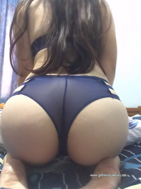 Showing my new panties