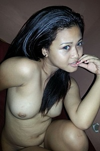 Younger sister taken nude photo